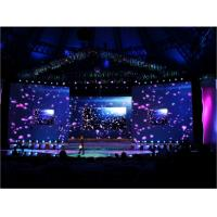 Quality High Performance P3.91 Led Stage Display Screen Amazing Photographic Effects for sale