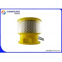 Buy Shockproof Led Obstruction Light With Corrosion Resistant High Borosilicate at wholesale prices