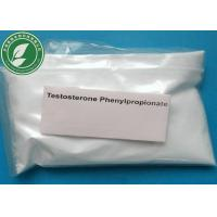 Buy cheap 1255-49-8 Medical Grade Anabolic Steroid Testosterone Phenylpropionate For Fat Loss from wholesalers