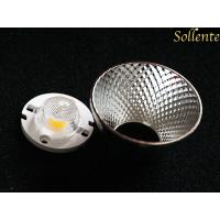 China Plastic Cree LED Reflector Cup For VERO 13 GU10 LED Spotlight on sale
