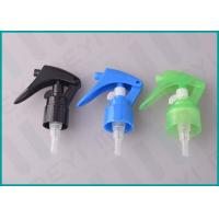 Quality Black / Blue All Plastic Trigger Sprayer With PP Polypropylene Material for sale