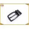 Buy cheap Simple Reversible Custom Metal Belt Buckles With Die-Casting Plating from wholesalers
