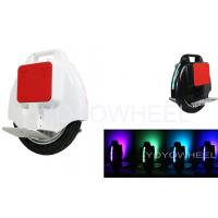 Quality LED Flashing Light One Wheel Balance Scooter Blue Tooth Music Player Speaker for sale
