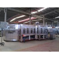 Quality Carbonated Automatic Bottle Filling Machine , 65 Head Soft Drink Filling Machine for sale
