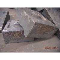 Quality Cr-Mo Alloy Steel Lifter Bars For Cement Mill Coal Mill / Mine Mill for sale