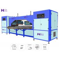 Quality 27.12MHZ Air Pocket High Frequency PVC Welding Machine 25KW 35KVA Input Power for sale