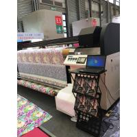 Quality Large Format Industrial Digital Textile Printing Machine For Cotton for sale