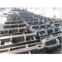Quality Large Alloy Steel Castings Mill Liners For Mine Mills Hardness HRC33-43 Better Wear Resistance for sale