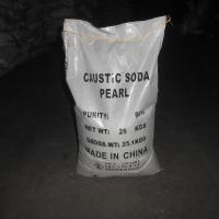25kg Bag Caustic Soda Pearl Popular with Algeria Buyer for sale