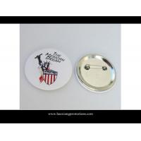 Quality Promotional Personalized metal custom cheap tin button badge for sale