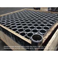 Precision Cold Drawn Seamless Steel Pipe For Mounting Rings Of Shock Absorbers