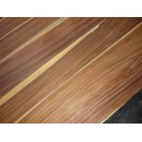 Quality Santos Rosewood Wood Veneer for High-End Interior Decoration for sale