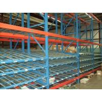 Quality Professional Capacity Warehouse Pallet Racking Systems , Adjustable Metal Shelving For Supermarket for sale