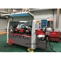 China Heavy Duty 4 Head Planer Moulder Main Spindle Diameter Φ 40 Vibration Reduction Performance on sale