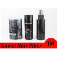 Quality Super Thicker Instant Hair Building Fiber , Hair Growth Tonic For Hair Loss for sale