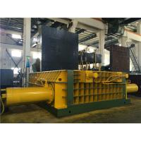 Quality Large Press Box Size High Density Baling Press Scrap Metal Baler Y81K - 630 for sale