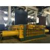 Buy cheap Large Press Box Size High Density Baling Press Scrap Metal Baler Y81K - 630 from wholesalers