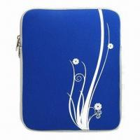 Buy cheap Neoprene Sleeve for iPad, with Double Zip Closure from wholesalers