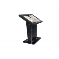 """Buy cheap Floor Stand 1920x1080 43"""" Lcd Digital Signage Totem 450cd/m2 from wholesalers"""