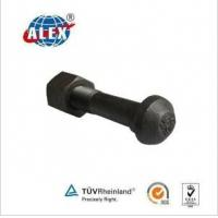 Quality Round Head Bhen Track Bolt with Nut and Washer for sale