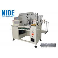 Quality Fully Automatic Servo Motor Stator Winding Machine Multi - Wire Parallel for sale