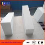 Quality High Temperature Stability Corundum Brick / Durable Heat Resistant Bricks for sale