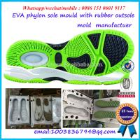 China Rubber Dip PVC Shoe Molding Long Mold Life Compact Structure for sale