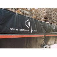 Quality Mobile Noise Barriers Available All Color Optional 20dB 30dB 40dB noise insulation Waterproof design for outdoor for sale
