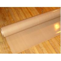 Quality Non stick , dying, drying, digital printing PTFE (Teflon) coated Fiberglass Fabric for sale