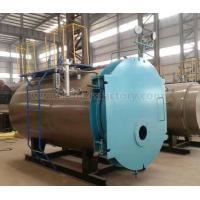 Quality CWNS Single Drum Hot Water Boiler for sale