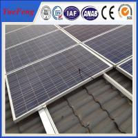 Quality flat roof solar mounting system/10KW solar mounting system for home for sale