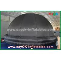 Quality Indoor Show Inflatable Planetarium / Inflatable Dome Tent For Cinema for sale