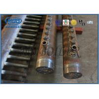 Quality Power Station Boiler Manifold Headers , Stainless Steel Boiler Parts for sale