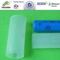 Quality PFA battery protective sleeve, PFA anti-explosion tube, PFA anticorrosive tube for sale