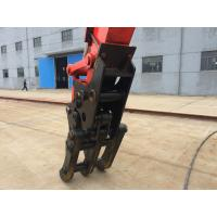 Quality Five - Valve Log Loader Grapple For Industrial Waste , Building Materials for sale