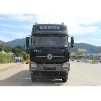 Quality 8x4 Drive 420HP Euro IV / V Used Work Trucks With Dongfeng Cummins Engine for sale