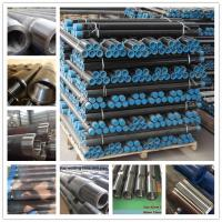Quality High Strength Drill Steel Pipe With Friction Welding 5.5-10mm Wall Thickness for sale