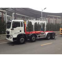Quality 30T Hork Arm Garbage Truck Collection Trash Compactor Truck Euro2 336hp 10 Tires for sale