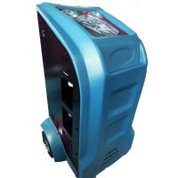 Quality Colorful Screen Automotive Refrigerant Recovery Machine X565 Flushing Air Condition for sale