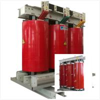 Fireproof Air Cooled Transformer 6.6 KV - 800 KVA With Silicon Steel Sheet Core
