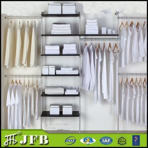 Quality household room cabinets wall sliding wardrobe doors hardware aluminum wardrobe closet for sale