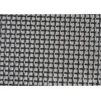 Quality Alkali - Resistant Stainless Steel Insect Screen Twill Weave Smooth Surface for sale
