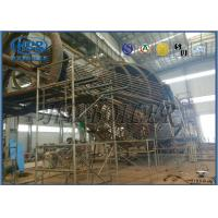 Quality Horizontal Cyclone Separators Carbon Steel Dust Collection Circulating Fluidized Bed Technology for sale