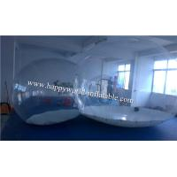 Quality double room clear bubble tent for sale , bubble tent , inflatable bubble tent for sale