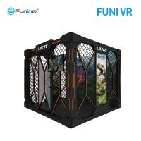 Buy cheap Coin Operated Virtual Reality Motion Simulator , Police Shooting Simulator from wholesalers