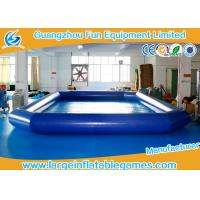 Quality Inflatable Water Pool Faryard Inflatable Ball Pool With Different Style , Different Size for sale