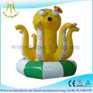 Quality Hansel hot selling children indoor playarea aqua playground for sale