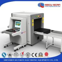 Cargo X Ray Baggage Scanner Inspection For Airports / Factories for sale