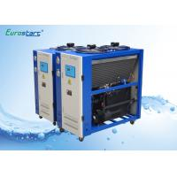 Quality High Cop Horizontal Type Air To Water Chiller Factories Electric Water Chiller for sale