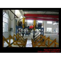 Quality Heavy Duty SAW H Beam Welding Machine LHA Gantry Type 5.5m Rail Span With Moving Trolley for sale